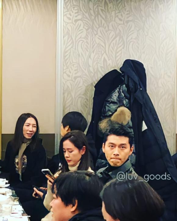 Hyun Bin, Son Ye Jin, sao Hàn