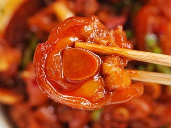 món ngon mỗi ngày, móng giò heo kho, ẩm thực gia đình