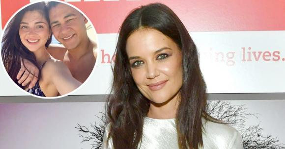 katie holmes, phi công trẻ, sao hollywood