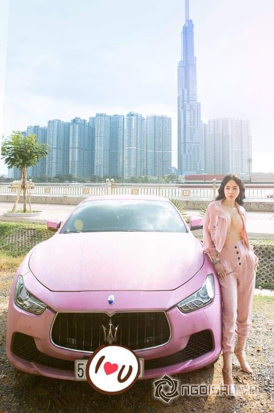 Hoa hậu Hạ My, thời trang sao việt