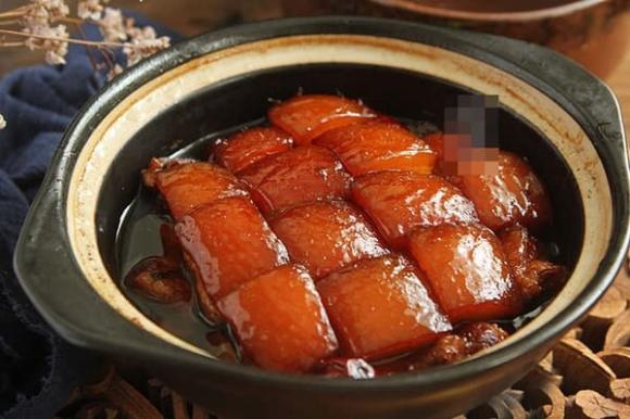 thịt heo kho tộ, món thịt, món ngon mỗi ngày