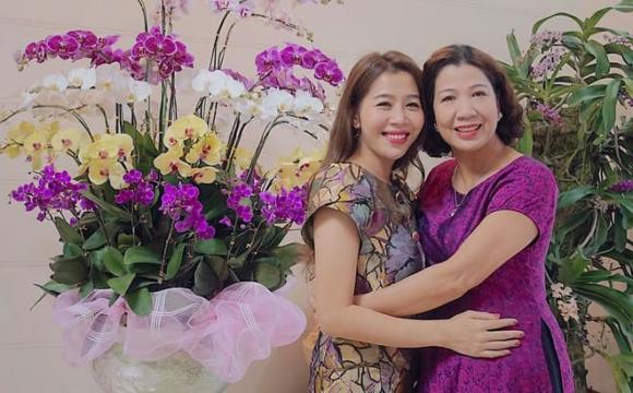 MC Diệp Chi, mẹ MC Diệp Chi, sao Việt
