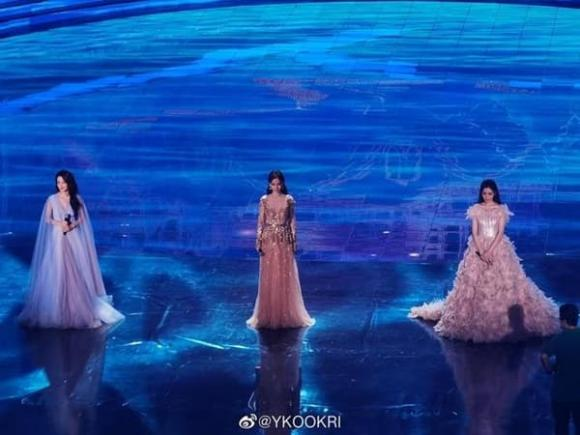 AngelaBaby, Lý Thấm, Trương Thiên Ái, sao Hoa ngữ