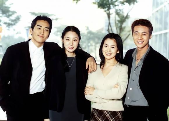 song hye kyo, trái tim mùa thu, phim hàn