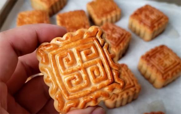 cách làm bánh trung thu, dạy làm bánh, bánh trung thu nhân hạt dẻ, dạy nấu ăn