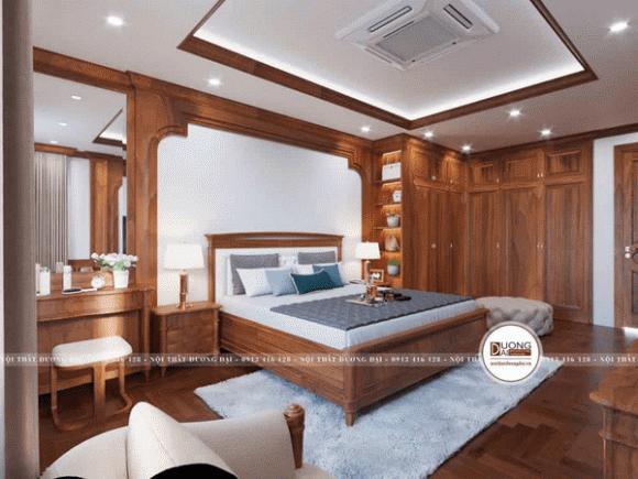 Thiết kế nội thất, Nội Thất Đương Đại, Nội thất gỗ óc chó