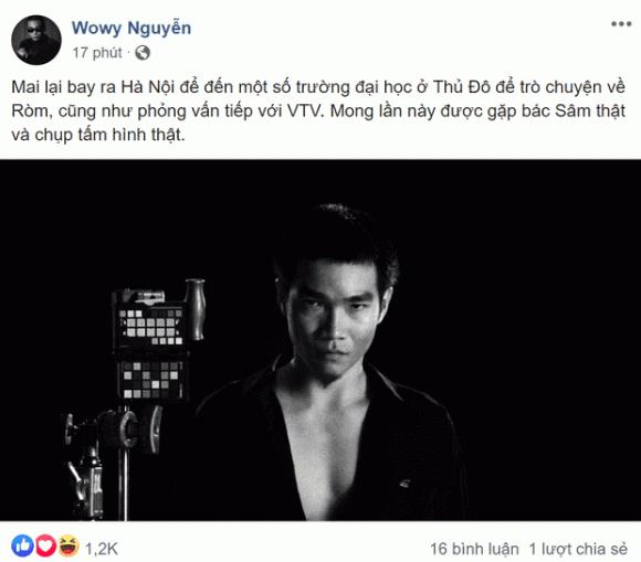 rapper Wowy, Lại Văn Sâm, sao Việt