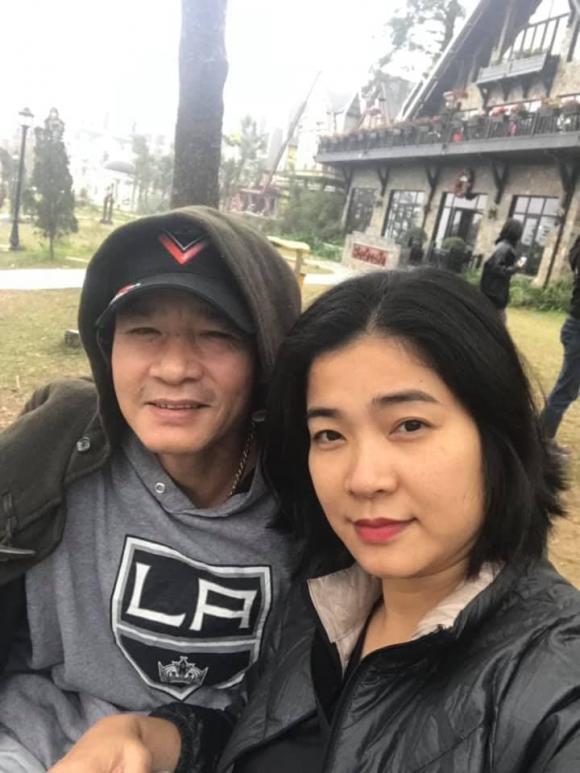 diễn viên Võ Hoài Nam, vợ Võ Hoài Nam. sao Việt