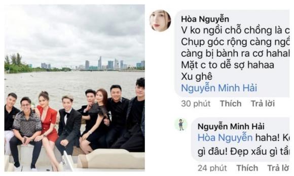 Hoà Minzy, sao Việt, em trai hòa minzy