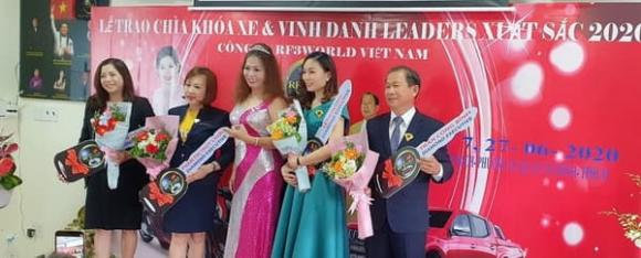 CEO Đào Yến Nhi, Công ty TNHH RF3 World Việt Nam, Firmax 3