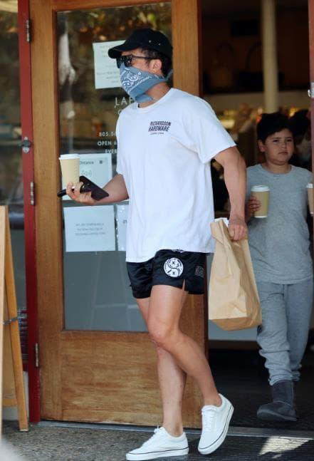 Flynn Bloom,con trai Miranda Kerr, sao hollywood