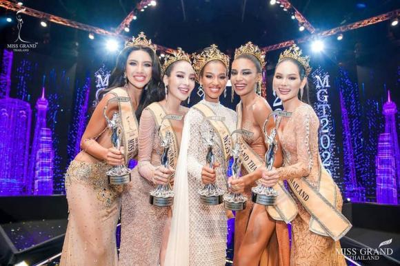 Miss Grand Thailand 2020, Hoa hậu Hoà Bình Thái Lan, Hoa hậu