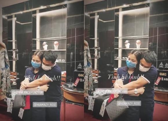 Hương Giang, Hoà Minzy, sao Việt