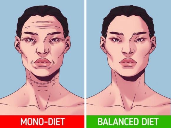 nếp nhăn, yếu tố làm tăng nếp nhăn, cách hạn chế lão hóa, bí quyết làm đẹp, chăm sóc da