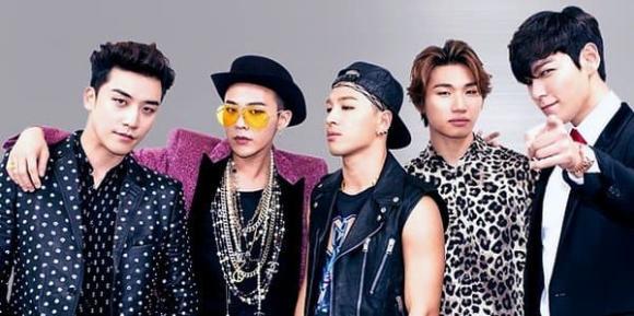 BIGBANG, T-ARA, sao hàn