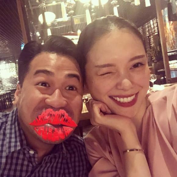 Linh Rin, Phillip Nguyễn , em chồng Hà Tăng