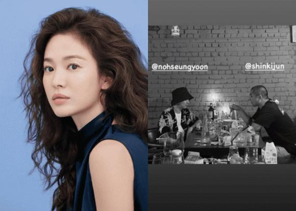 Song Hye Kyo,Song Hye Kyo hậu ly hôn,Song Hye Kyo đăng hình vào sinh nhật Song Joong Ki,Song Joong Ki,sao Hàn