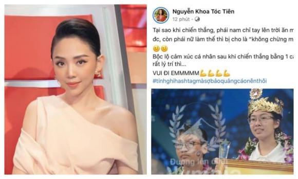 ca sĩ Tóc Tiên, sao Việt