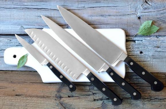 nhà bếp, vật nguy hiểm trong nhà bếp, kiến thức