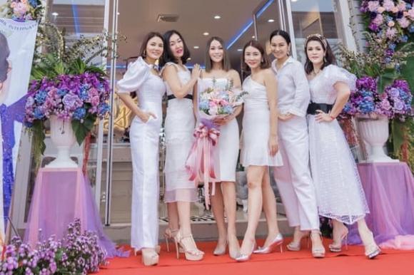 Hoa hậu doanh nhân quốc tế Xuân Nguyễn chính thức khai trương Sunny Nail&Spa tại Thái Lan