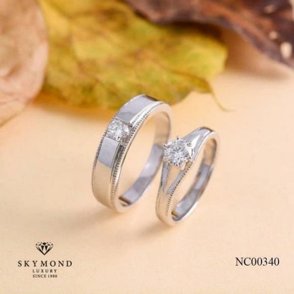 Nhẫn cưới, Skymond Luxury, nhẫn cưới phong thủy