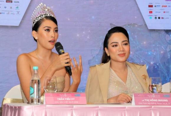 hoa hậu Tiểu Vy, hoa hậu Đỗ Mỹ Linh, sao Việt