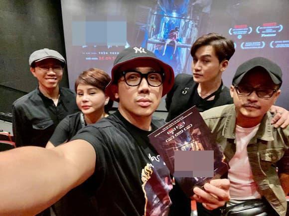 danh hài Trấn Thành, MC Trấn Thành, nghệ sĩ Anh Đức, nghệ sĩ La Thành, sao Việt