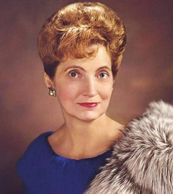 mẹ của Donald Trump,Donald Trump,cuộc đời của mẹ Donald Trump,Mary Anne MacLeod