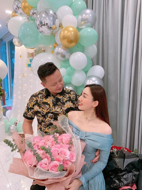 Ngô Trà My, chồng Ngô Trà My, sao Việt