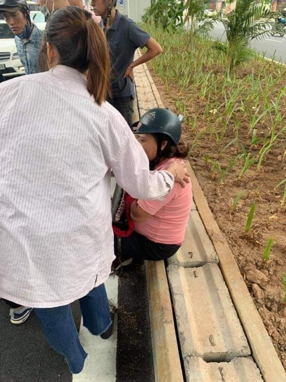 thanh niên, đập phá xe, va chạm giao thông, Tôn Thất Tùng, Hà Nội
