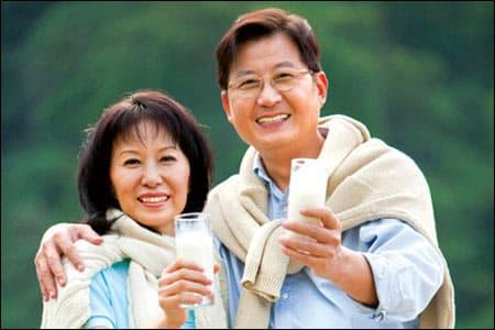 cuộc sống gia đình, tuổi trung niên, Hạnh phúc gia đình