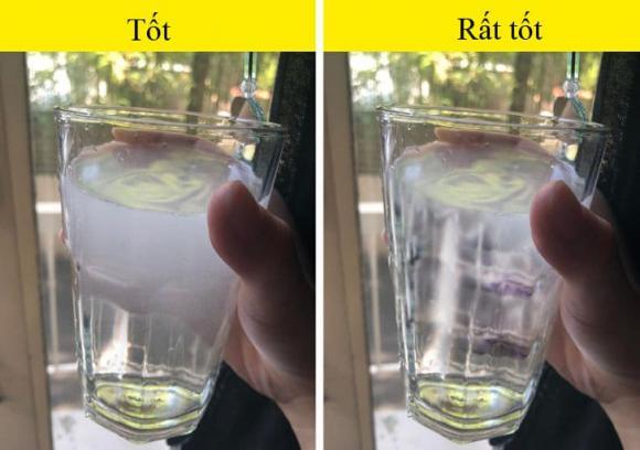 kiểm tra nước uống, cách kiểm tra nước, kiến thức
