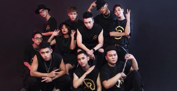 Rap Việt, sao Việt