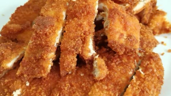 gà rán, gà chiên, món gà, dạy nấu ăn