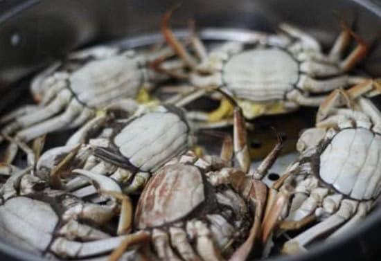 hấp cua, dạy nấu ăn, mẹo nấu ăn, hải sản