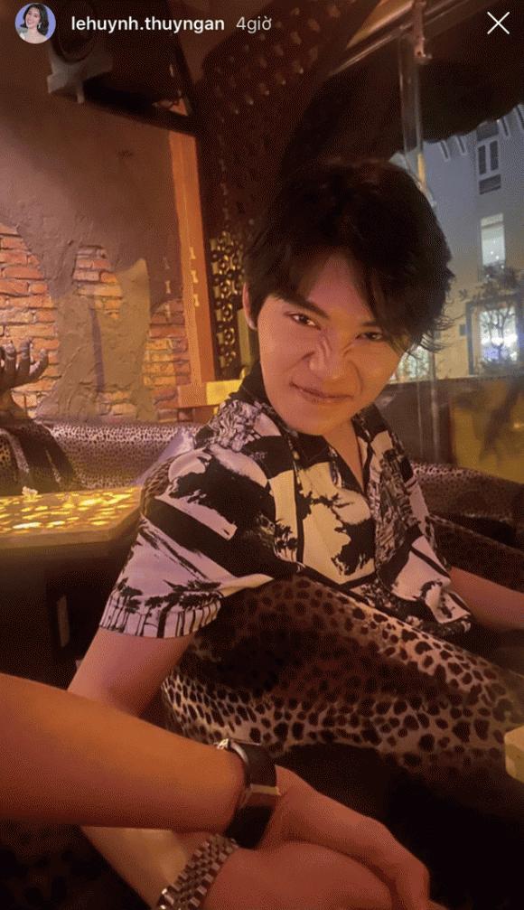 ca sĩ Trương Thế Vinh, sao Việt, Thúy Ngân
