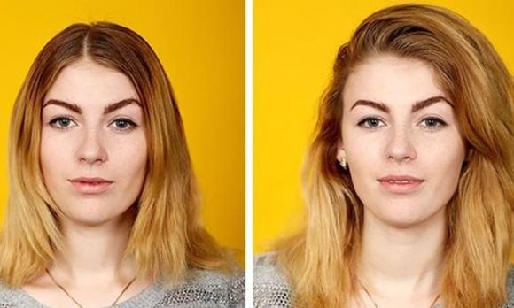 tóc mỏng, tóc thưa, chọn tóc hợp khuôn mặt,