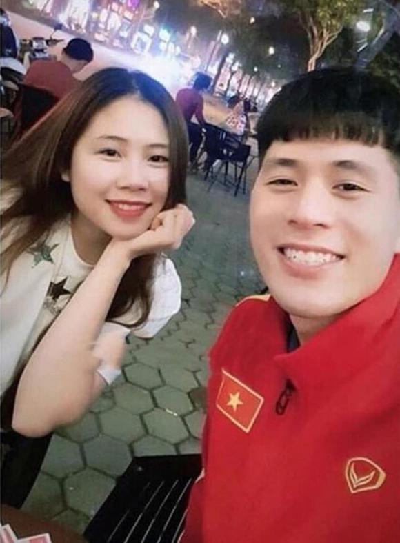 Đình Trọng, Trang Heo, bạn gái Đình Trọng