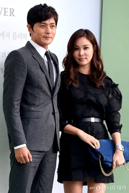vợ Jang Dong Gun, jang dong gun, sao Hàn