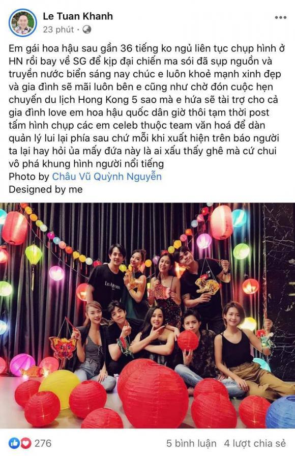 Mai Phương Thuý, ca sĩ Noo Phước Thịnh, Đông Nhi, sao Việt