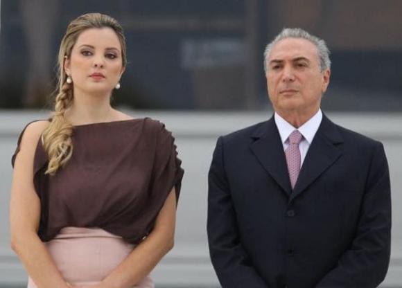Đệ nhất phu nhân các nước, Đệ nhất phu nhân Brazil, Đệ nhất phu nhân Mỹ
