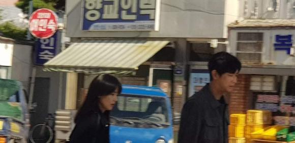 jeon ji hyun, người qua đường, sao hàn