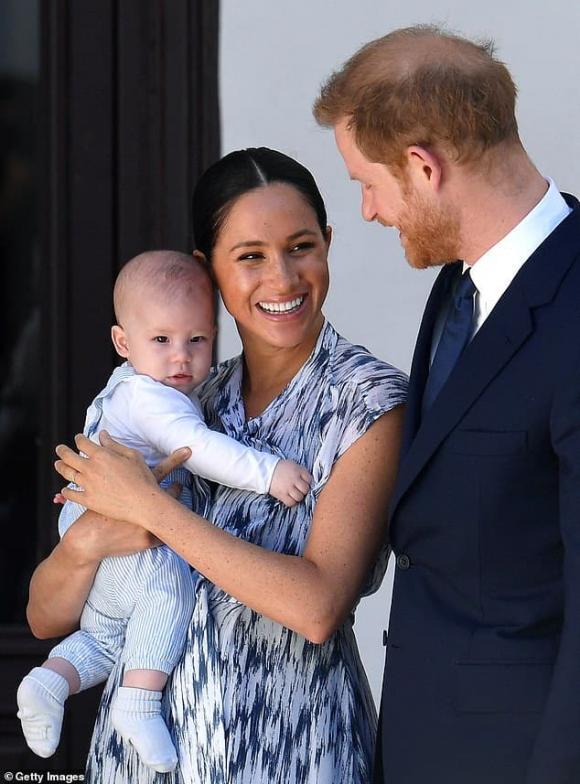 vợ chồng hoàng tử harry, meghan markle, hoàng tử anh