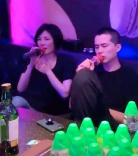 Vương Phi, Tạ Đình Phong, sao Hoa ngữ