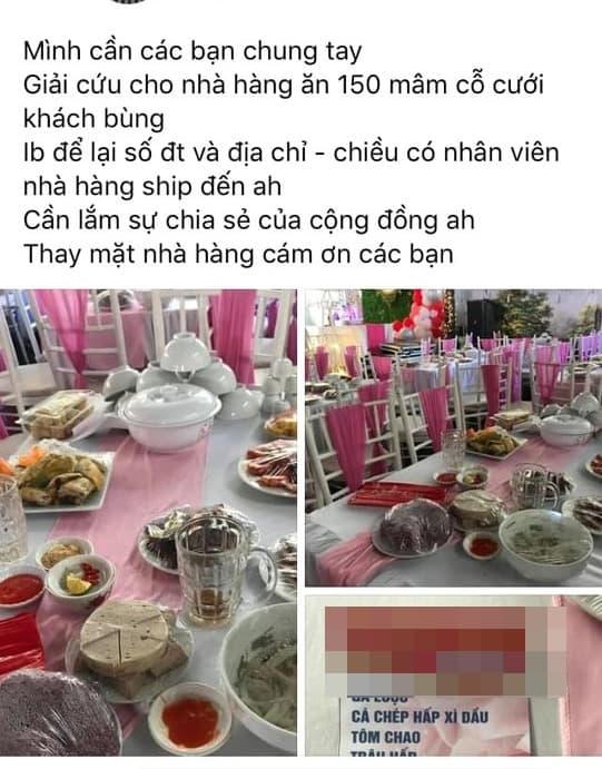 Điện Biên, cỗ cưới, bom hàng