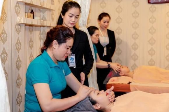 Kalin Spa, Lê Oanh, Đào tạo nghề spa