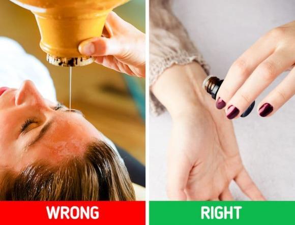 tinh dầu, tác hại của tinh dầu