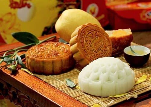 Tết Trung thu, Rằm tháng 8, bánh Trung thu, Bánh nướng, Bánh dẻo