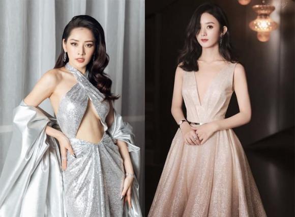 Chi Pu, Triệu Lệ Dĩnh, sao Việt
