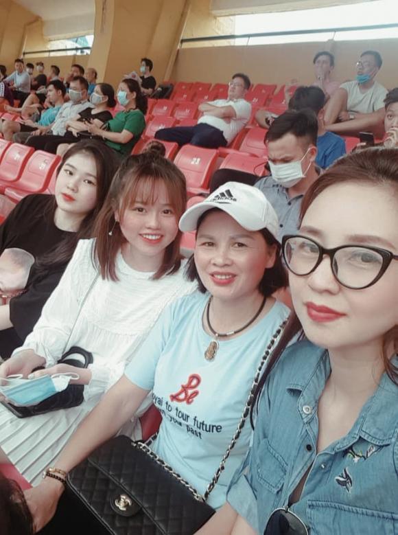 Huỳnh Anh, Quang Hải, mẹ Quang Hải